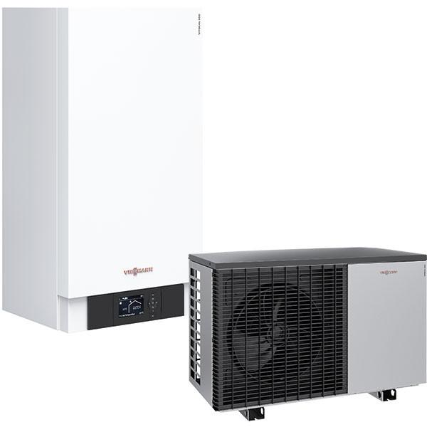 Viessmann Vitocal 200-A Luft-Wärmepumpe in Monoblock-Ausführung